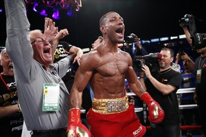 Brook/Porter Post Fight Quotes From Carson