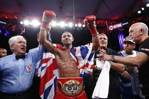 Brook is crowned IBF champ