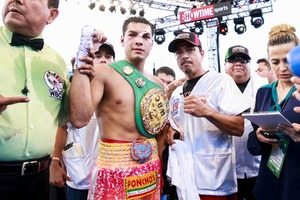 Figueroa Faces Burns, Kameda Battles McDonnell On May 9
