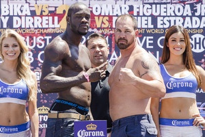Wilder and Linares Stop Foes in Carson