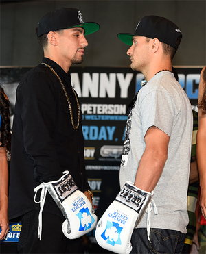 Garcia and SalkaFinal head to head