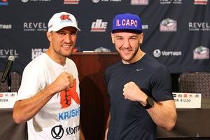 Kovalev vs  Caparello Final Conference Call Quotes And Pics