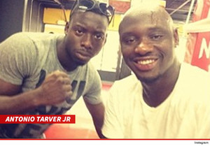 Tarver Returns On Sept 19, Son On Undercard