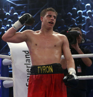 Tyron Zeuge To Challenge For IBF International Title