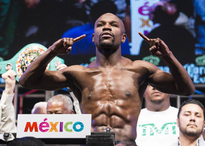 Mayweather is SO p4p No.1