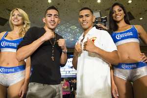 Full MGM Grand Undercard Announced