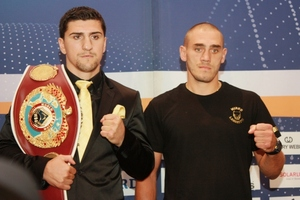 Huck Retains WBO Crown/Boytsov Returns Victorious