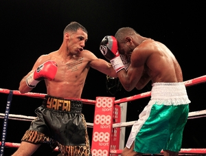 Yafai Takes On Flores Saturday Night