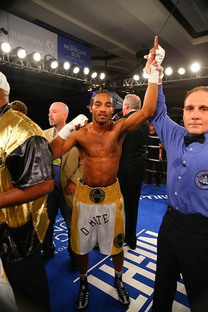 """Nightmare"" And ""Dynamite"" To Battle For Junior NABF Lightweight Title"