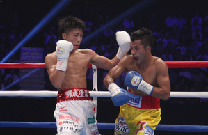 Naoya Inoue: Destined for Gonzalez Clash?