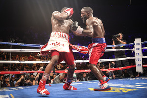 Adrien Broner: 'Porter Can't Beat Me, It's Not Going To Happen'