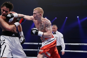 Unbeaten Fighters Face Each Other On 'Nordic Fight Night'