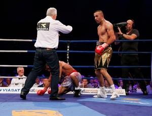 Torosyan Only Sees Victory In Copenhagen
