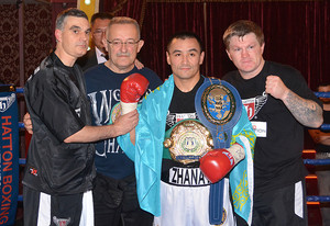 Zhakiyanov Halts Guzman To Claim WBA International Title