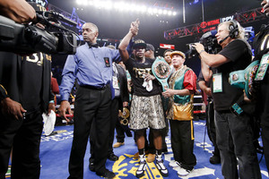 Floyd Snr Says Mayweather Vs Pacquiao Will Happen in 2015