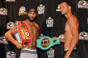 Weights From Mashantucket