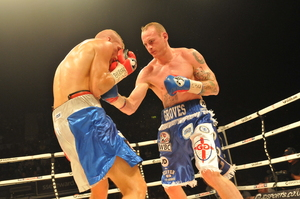 George Groves Statement Regarding Training Accident