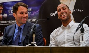 DeGale Talks About Facing Carl Froch
