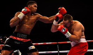 Joshua Sends Out Heavyweight Warning To Rivals