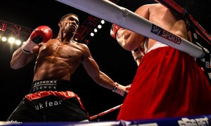 Joshua Set To Replace Gavin On May 9 Card