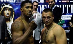 Joshua Claims First Title