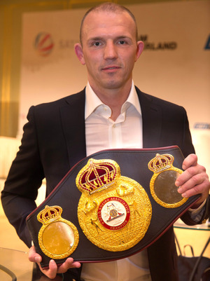 Braehmer To Defend WBA Crown On December 6