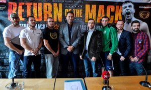 Macklin Says Heiland Is A Must Win Fight