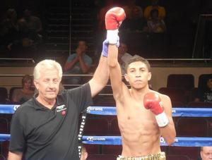 Barrios Remains Unbeaten In Biloxi
