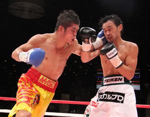 Yamanaka  Retains WBC Crown