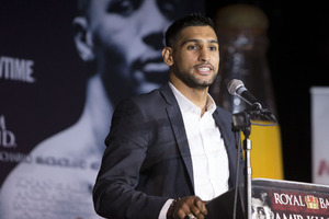 Khan Ready To Rumble In New York
