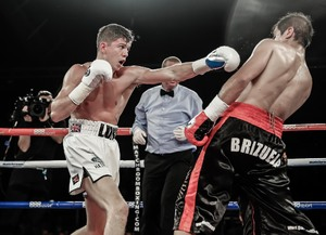Campbell And Coyle Remain On Course For Showdown