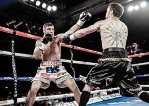 Coyle Faces Gethin But Has Campbell In His Sights