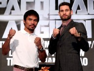 Algieri is convinced he can defeat Pacquiao, but will he?