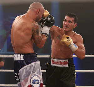Culcay To Defend European Title Against Varon