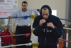 Pedraza Wraps Up Training