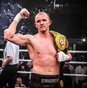 Braehmer To Defend Title Against Krasniqi