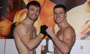 Campbell,Coyle And McDonnell Are Ready To Rumble