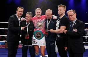 Svensson To Defend Title Against Morelli