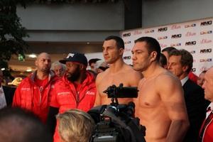 Klitschko And Pulev Weigh In