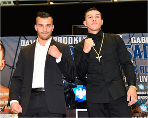 Lemieux Excited About Facing Rosado