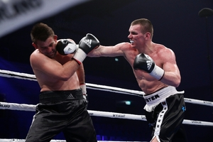 Masternak  Returns Home To Fight In Krakow