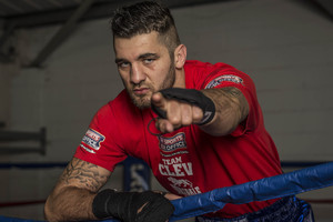 Cleverly To Face Fonfara In Chicago On Oct 16