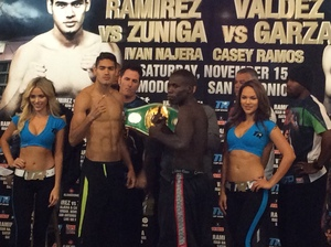 Ramirez Gets Knockout Win in San Antonio