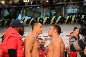 Klitschko Takes Out Pulev in Five