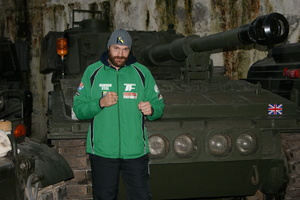 Fury Declares War On Chisora