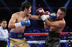 Chinese icon Zou on brink of IBF title shot