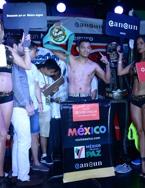 Cancun Boxing Series Lands On CBS Sports Network
