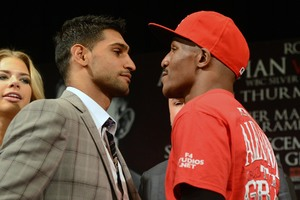 Khan Vs Alexander Final Quotes And Pics