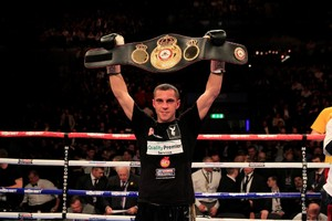 Quigg Plans To Put On A Show In Manchester