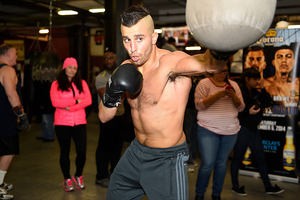 Lemieux And Rosado Ready For Battle